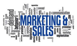 Marketing és értékesítő